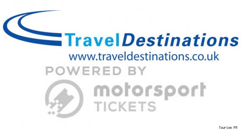 Motorsport Tickets, Travel Destinations'ı bünyesine kattı
