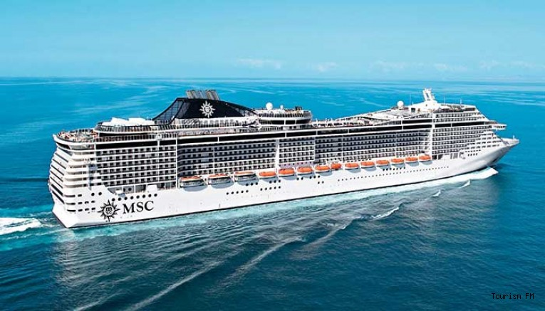 MSC Cruises 2021'de İstanbul ve Kuşadası kalkışlı olarak Türkiye limanlarında!