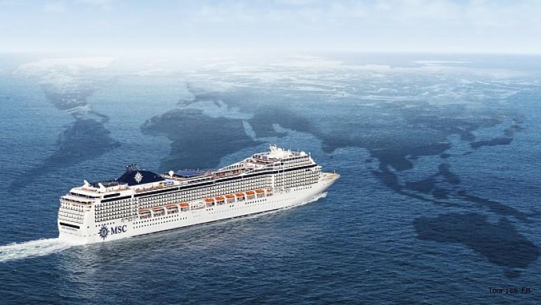MSC Cruises 2021 dünya turunu iptal etti!