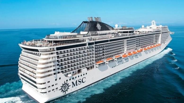 MSC Cruises ABD merkezli operasyonlarını durdurdu!