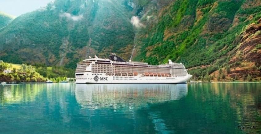 MSC Cruises'dan 2020 yaz sezonu için 3 yeni liman