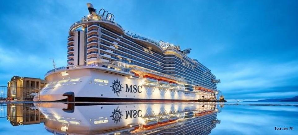 MSC Cruises operasyonlara başlayacağı tarihi açıkladı