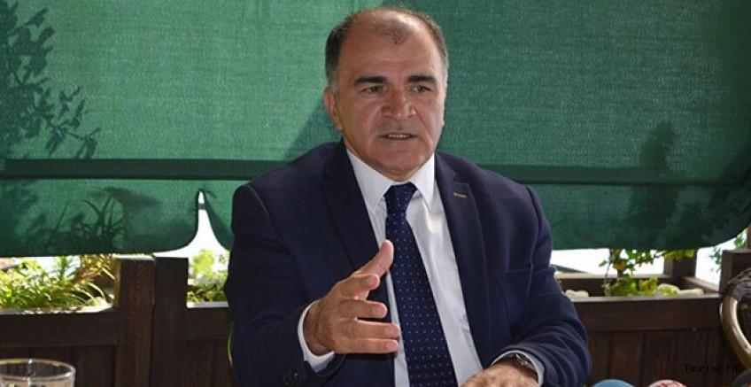 Osman Ayık: ''Bu koşullarda oteller açılmayabilir''