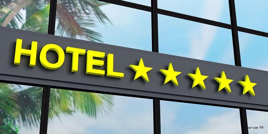 Otel isimlerine yeni düzenleme geliyor!