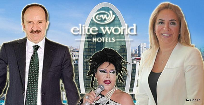 Personelini önemsemeyen Elite World Hotels'in mottosu 'Sizi Önemsiyoruz'