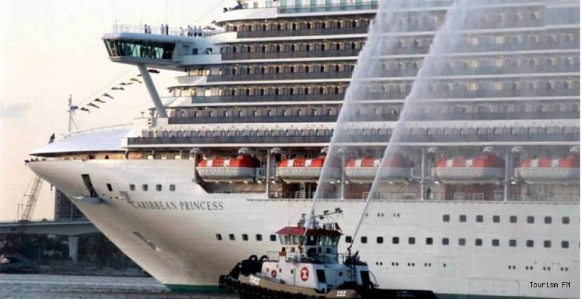 Princess Cruises'in bir gemisinde daha salgın!