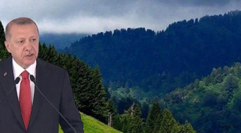 Rezil ettik demişti! Cumhurbaşkanı Erdoğan'dan 'Yeni Ayder Yaylası' açıklaması