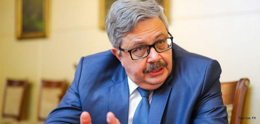 Rusya Ankara Büyükelçisi Yerhov: ''Türkiye'nin geliştirdiği turizm sistemi çok ilginç''