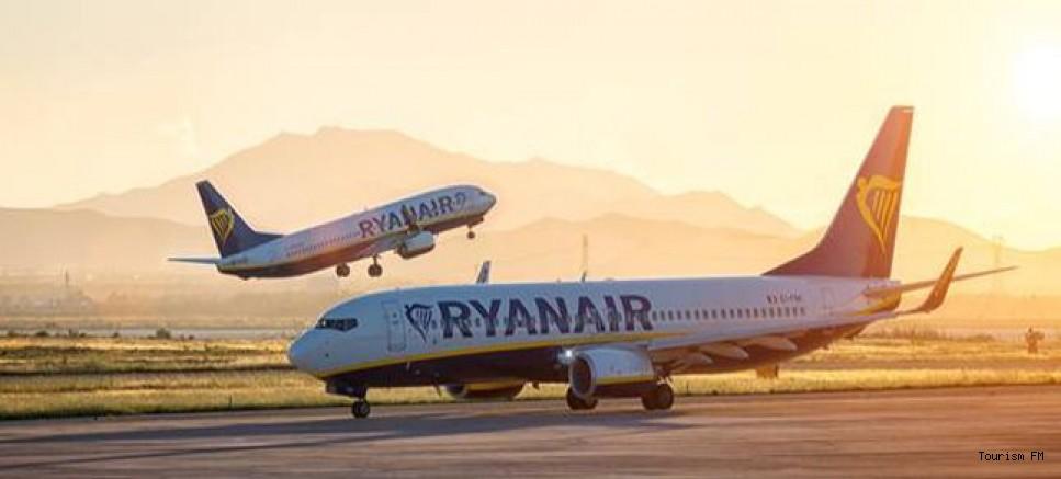Ryanair Temmuz'da uçuşlara başlıyor