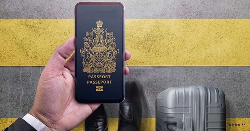 Seyahatlerde yeni dönem! Pasaport yerine cep telefonu