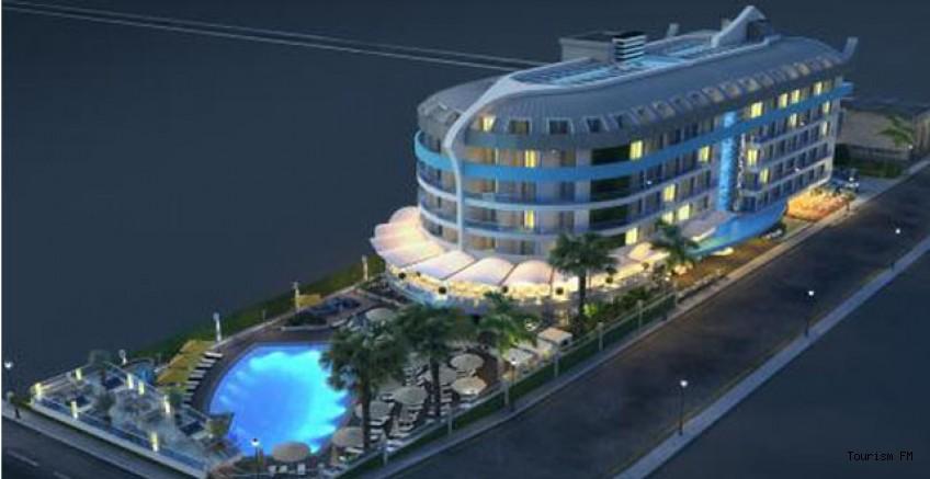 Sunprime C-Lounge Hotel dünya üçüncüsü, Türkiye birincisi oldu