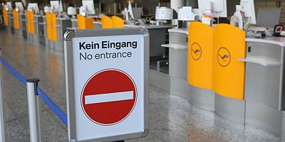 Almanya'dan seyahatler için yeni karar! Risk bölgesi uygulaması değişiyor