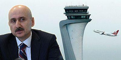 Bakan Karaismailoğlu'ndan dış hat uçuş ve havalimanları açıklaması