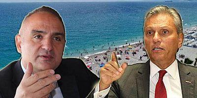 CHP'li vekilden Bakan Ersoy ve Bağlıkaya'ya çağrı: ''Husumeti bırakın, turizme odaklanın''