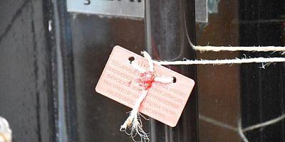 Didim'deki 5 yıldızlı resort otel mühürlendi!