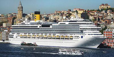 Galaport İstanbul'a ilk kruvaziyer gemisinin geleceği tarih belli oldu