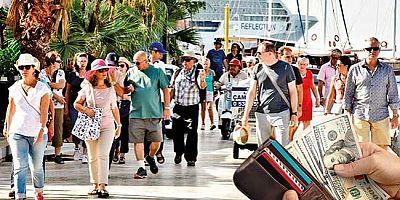 Türkiye'nin dünya turizm geliri sıralamasındaki yeri belli oldu