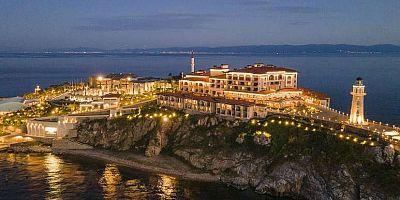 Yassıada'daki lüks otel açıldı! İşte gecelik konaklama fiyatı