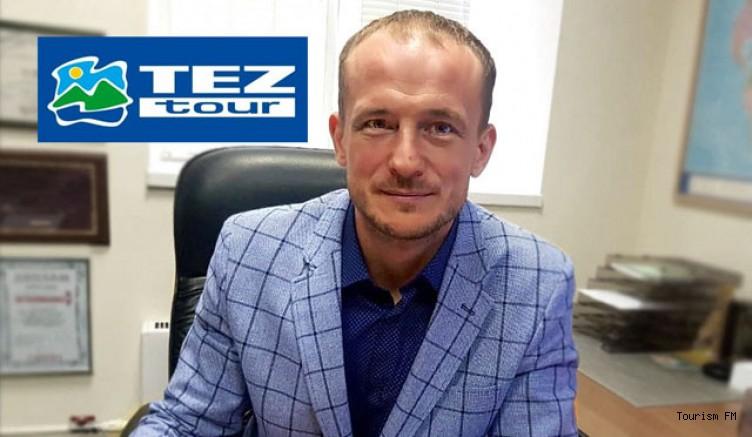 TEZ TOUR, Intourmarket 2020 fuarında yerini aldı