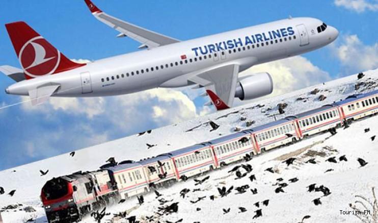THY ile Turistik Doğu Ekspresi Balkanlar ve Çin'den gelecek turistleri taşıyacak