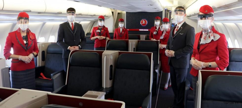 THY uçuş ekibinin koronavirüs aşısı olacağı tarih belli oldu