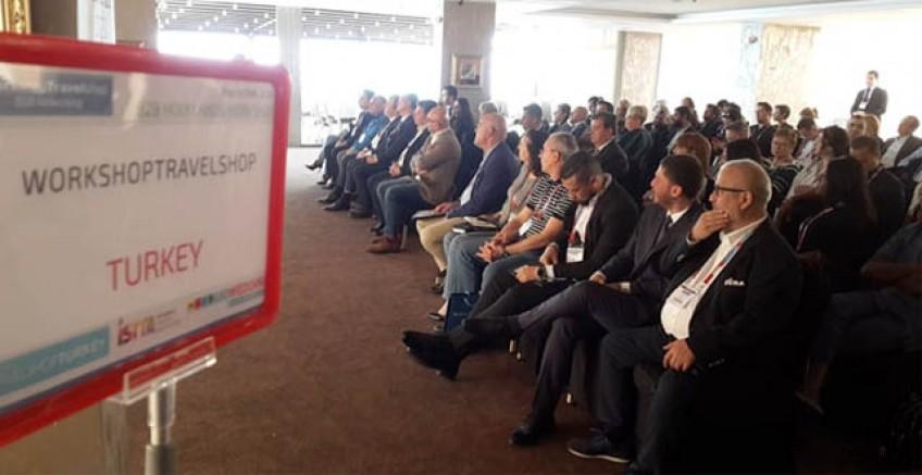 TravelShop Turkey, dünyanın en iyi dini tur operatörlerini Kuşadası'na getirdi