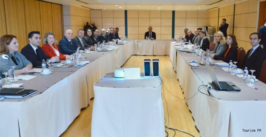 TTGA yeni yönetim kurulu ilk toplantısını yaptı