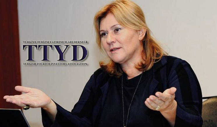 TTYD Başkanı Narin: ''Turizmde 2019 yılına dönüş 2023'de''