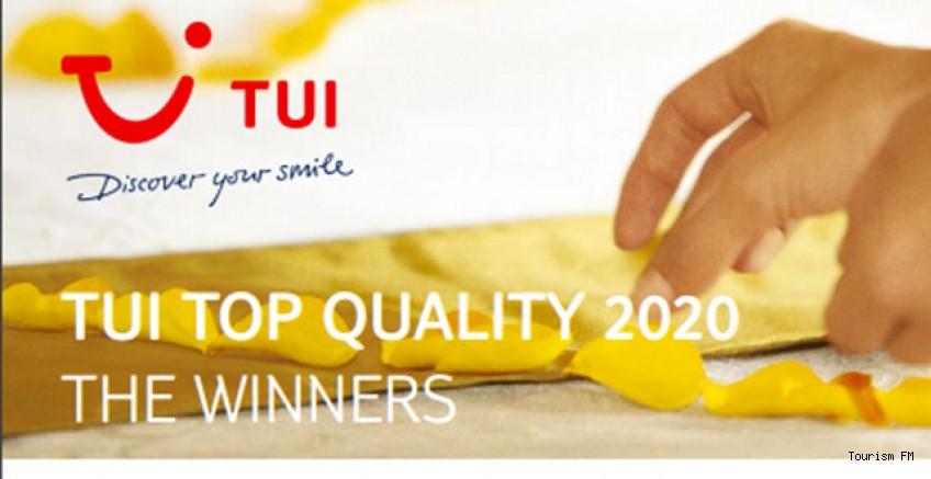 TUI Top Quality 2020 açıklandı! İşte Türkiye'den ödül alan oteller