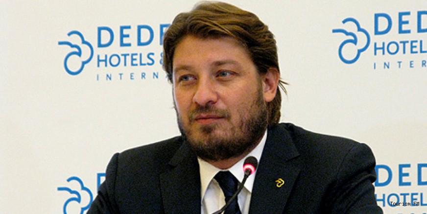 'Tüm belirsizliğe rağmen yeni otel açmaya devam edeceğiz'