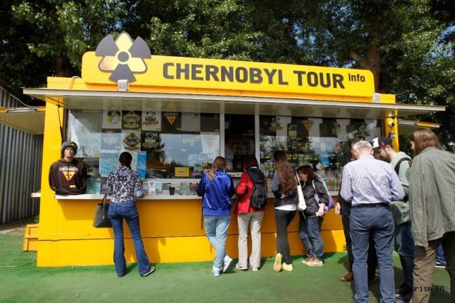 Turizm merkezi olan Çernobil'e 2020'de 250 bin turist bekleniyor!