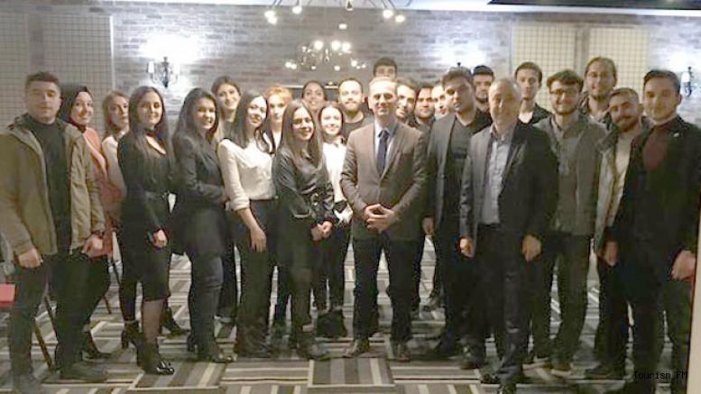 Turizmin Geleceği Platformu 3'ncü Başkanlar Kampı etkinliği Ankara'da gerçekleşti