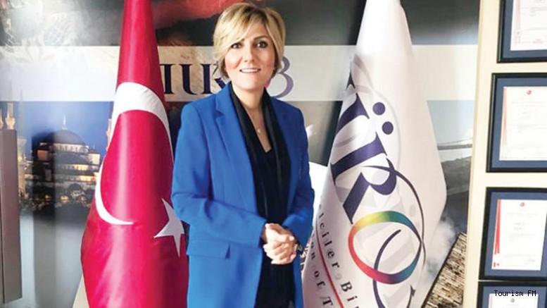 TÜROB Başkanı Eresin: ''ABD pazarında 1 milyon kişiye ulaşılması mümkün''