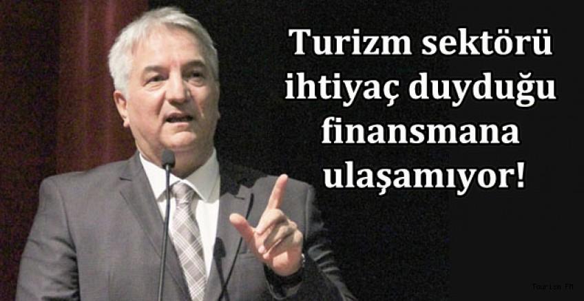 TÜROFED Başkan Yardımcısı İşler isyan etti! ''Bankalar derdimize deva olmuyor''