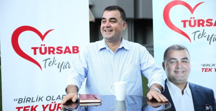 "TÜRSAB Başkan Adayı Davut Günaydın: ""TÜRSAB'ın düşen itibarını yukarıya taşıyacağız"""