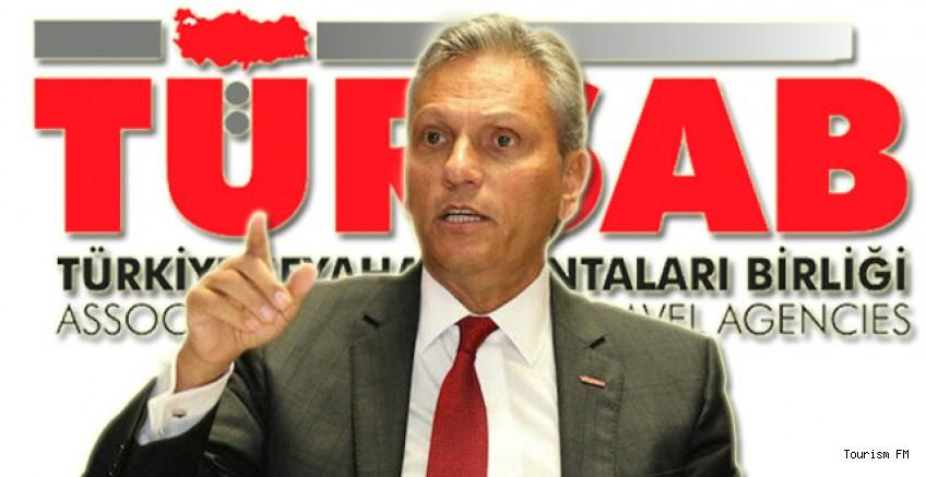 TÜRSAB Başkanı Bağlıkaya ülke ülke beklenen turist sayısını açıkladı
