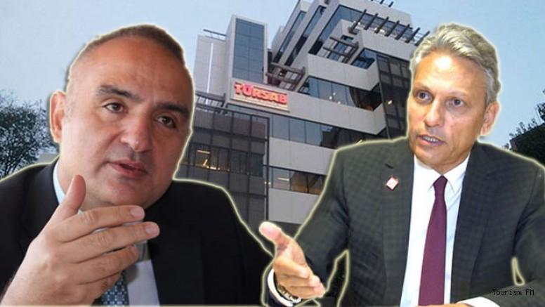 TÜRSAB yazılı açıklamayla Bakan Ersoy'u yalanladı