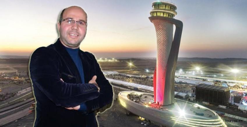 TUSAD Başkanı Hasan Bayram: ''İstanbul Havalimanı'nın yolları turizmcilere kapalı''