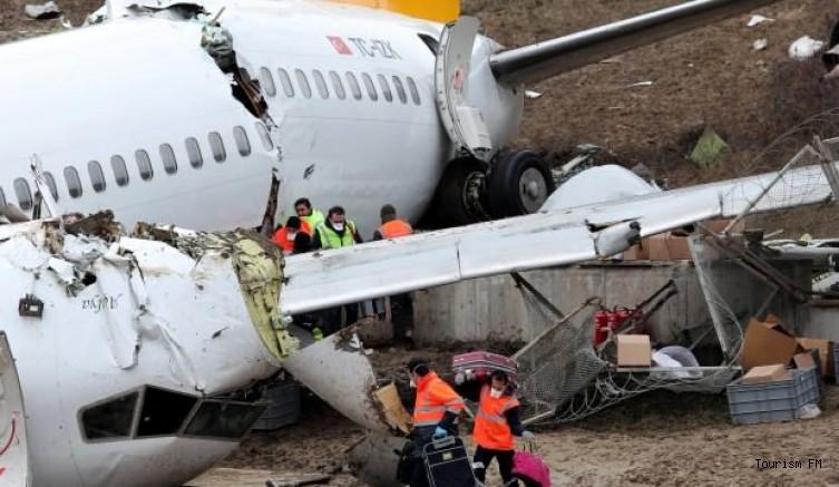 Uçuş sayılarının düştüğü 2020'de uçak kazalarında ölenlerin sayısı arttı