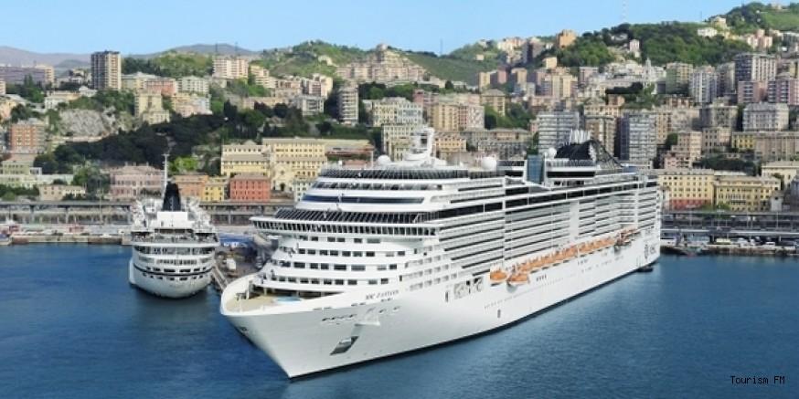 Yunanistan kruvaziyer turizminde hedef büyüttü
