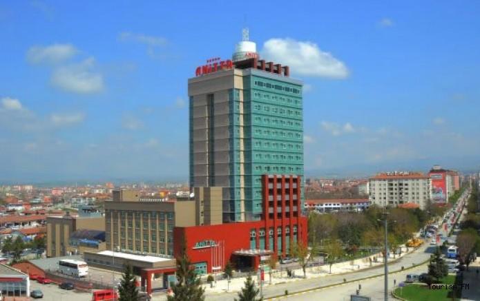 Ziraat Bankası kentin ilk ve tek 5 yıldızlı otelini satışa çıkardı